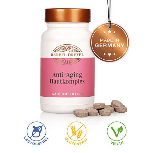 Aging Kapseln (150 Stk) 100% Vegane Herstellung Deutschland Naturkosmetik Anti Falten Vitamin C ()