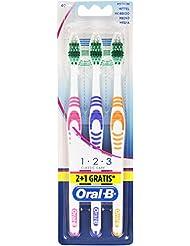 Oral-B Set Spazzolini - Set da 3 Pezzi