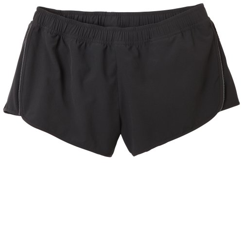 prAna – Damen Poppy Shorts schwarz