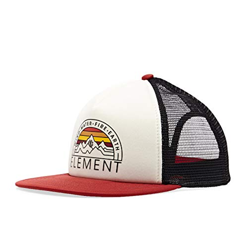 Element Odyssey Trucker Cap - Pompeian Red - One Size