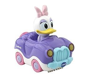 VTech Tut Tut Baby Flitzer 80-511204 vehículo de Juguete - Vehículos de Juguete (Rosa, Púrpura, Blanco, Coche, De plástico, 1 año(s), 3 año(s), Chica)