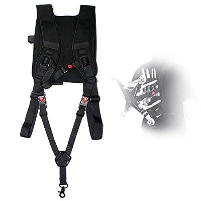 OnO® Hand-free Drone Harness Backpack Easy Carry Vest / Shoulder Neck Strap Belt for DJI Phantom 2 3 Vision Vision+ FC40