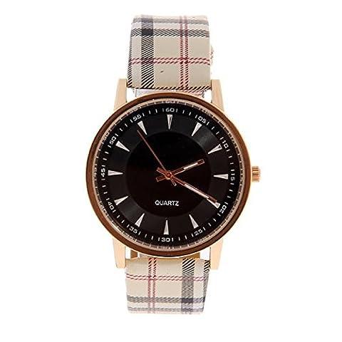 Famous Brand Designer Copy Luxury Watch Unisex Men Women Ladies Watch Unique Special Gift (Men)