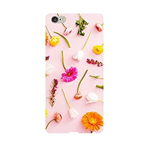 Skintice Designer Back Cover with direct 3D sublimation printing for Sony Xperia E4 Dual
