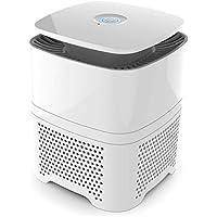 Pro Breeze® Purificador de Aire 4 in 1 con Prefiltro, Filtro Auténtico HEPA & Filtro de Carbón Activado con Generador de Iones Negativos. Limpiador de Aire Personal de Escritorio para Alergias