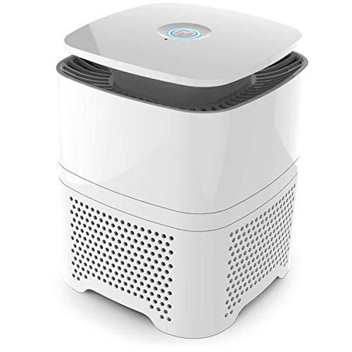 Pro BreezeTM 4-in-1 Luftreiniger mit Vorfilter, True HEPA, Aktivkohlefilter und Ionisator. 99,97% Filterleistung. Für zu Hause, Büro - ideal für Allergiker, Raucher, gegen Allergien, Staub, Tierhaare - Machen Carbon Filter