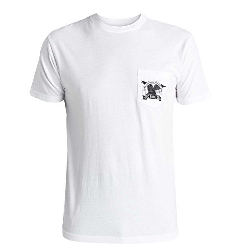 DC Herren Baldy T-Shirt Snow White