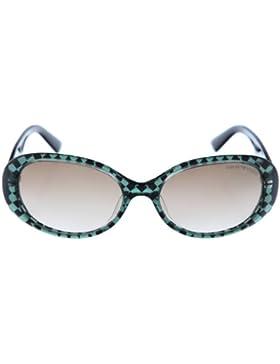 Emporio Armani Damen Sonnenbrille Schwarz EA9608S-I08ZW