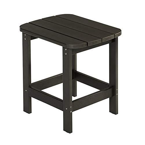 NEG Design Adirondack Tisch Marcy (Lava-schwarz) Westport-Table/Beistelltisch aus...