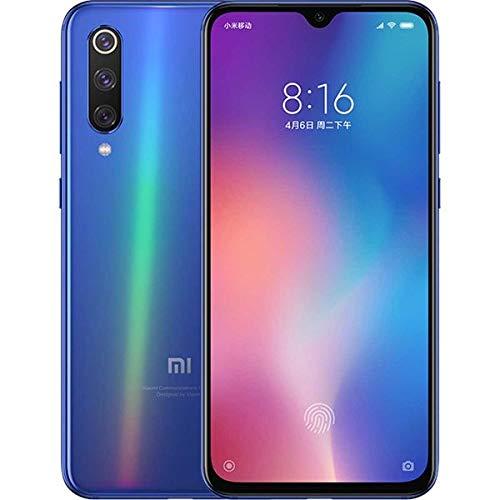 Xiaomi Mi 9 6/128GB LTE Dual-SIM Android 9.0 Smartphone Ocean blau EU
