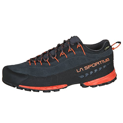 La Sportiva TX4 GTX - Chaussures Homme - gris/orange 2016 carbon/flame