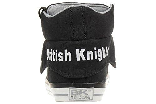 British Knights Roco - Tennis montantes - homme Noir