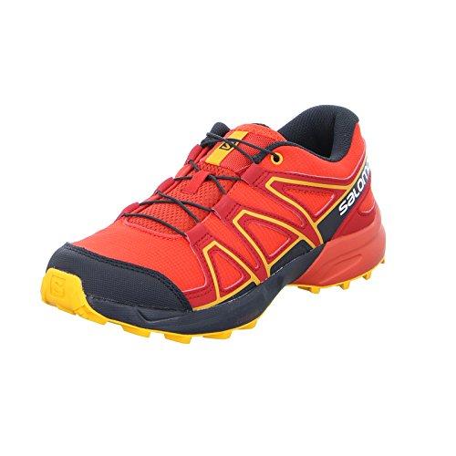 salomon-speedcross-j-zapatillas-de-trail-running-unisex-ninos-rojo-fiery-red-black-bright-marigold-3
