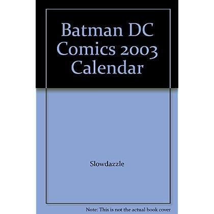 Batman & Robin 70s Comic Official 2003