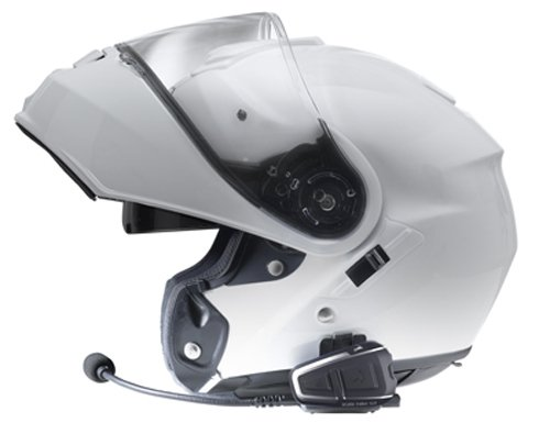 Cardo Scala Rider Q1Teamset para Moto Casco de Bluetooth–btsrq1t–btsrq1t