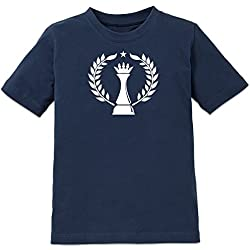 Camiseta de niño Chess King by Shirtcity