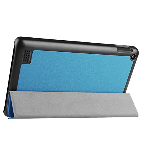 NEWSTYLE PU-082 Tablet-Schutzhülle, Kindle Fire, blau, Stück: 1