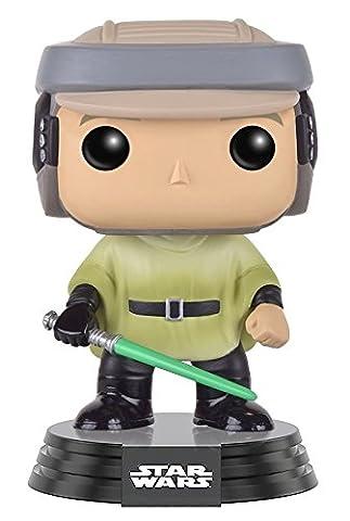 Figurine Pop ! Star Wars 123 - Bobble-Head Luke Skywalker [Endor]
