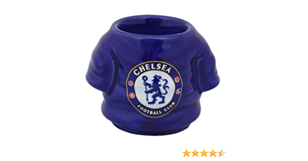 Chelsea Shirt Shaped Egg Cup One Size Only