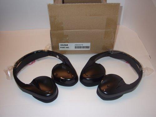 2-general-motors-headphones-kit-part-number-20830570-headphone-sku-gm-foldpart-20830572-replaces-upd