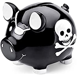 Mousehouse Gifts - Hucha infantil de temática pirata - Unisex