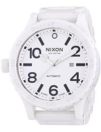 Nixon Unisex-Armbanduhr Automatik Analog 1126 A147