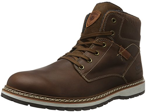 Dockers by Gerli 39cl001-112410, Bottes courtes  homme Marron - Braun (reh 410)