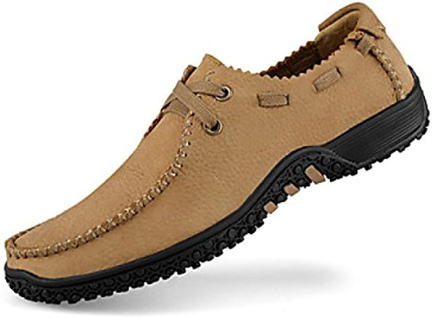 Zapatos Para Hombres Outdoor Office Career Casual Leather Oxfords