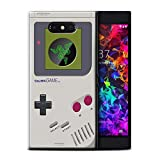 eSwish Gel TPU Hülle/Case für Razer Phone 2 / Nintendo Game Boy Muster/Spielkonsolen Kollektion -