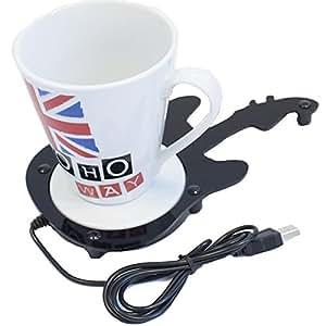 Chauffe Tasse à café électrique USB - forme de guitare