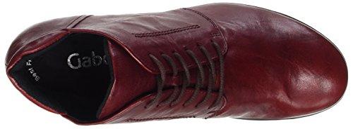 Rossa Gabor Donna Scarpe scuro rosso Di Base Stivali On47qwxfnF