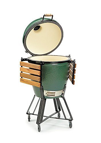 Big Green Egg Rollwagen/Nest für Medium - 2
