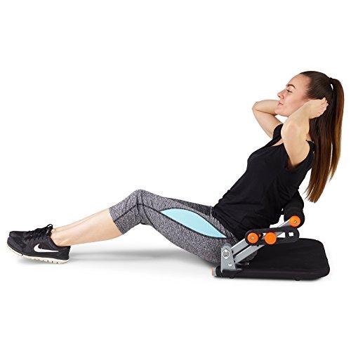 Tora sistema de fitness máquina de ejercicio abdominal-cuerpo ejercicio en casa/objetivos ABS & Core/fácil