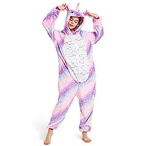Pijama Unicornio Adulto, Unisexo para