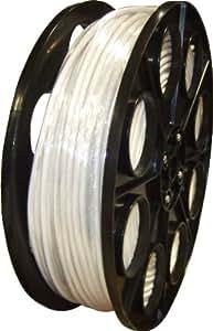 Electraline 20137014D Câble hi-fi Transparent 100 mètres