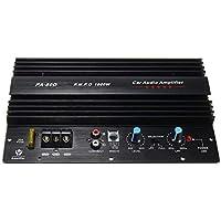 Gugutogo Amplificador de energía de 12V 1000W Amplificador de Audio Board Graves potentes subwoofers PA-80D