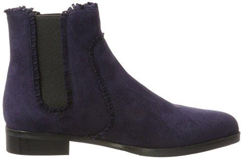 Steffen Schraut Ladies 25 Frange Lane Chelsea Boots Blu (oceano)