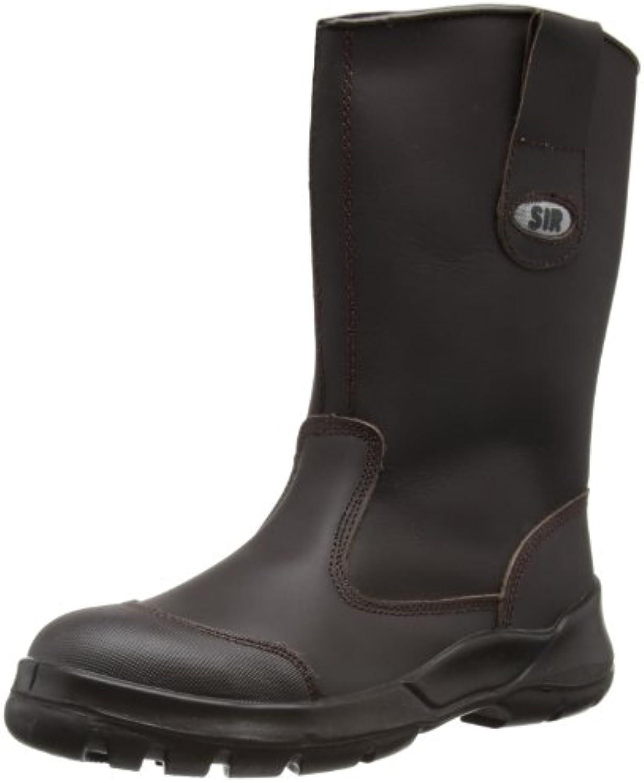 SIR Safety Infinity Boot - Botas de cuero unisex