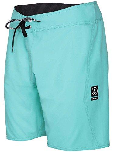 Volcom Herren Boardshorts Lido Solid Mod 18 bright turquoise