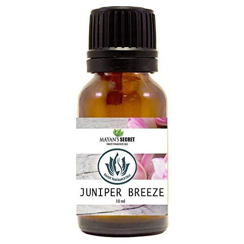 Mayan's Secret- Juniper Breeze- Premium Grade Fragrance Oil (10ml)