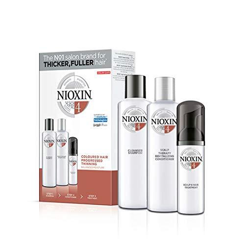 Nioxin System 4 Starter Set , 340 ml - Friseur-starter-kit