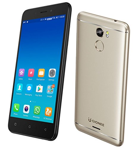 Gionee X1 (Gold)