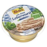 Tartex Bio Wie feine Leberwurst (1 x 120 gr)