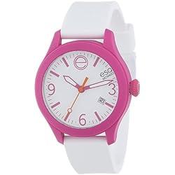 ESQ by Movado Women's 42mm White Silicone Band & Case Quartz Analog Watch 07301438