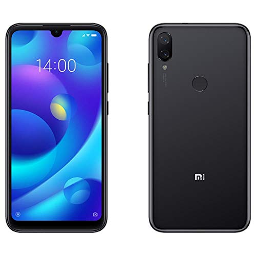 Xiaomi mi play 4+64gb space black