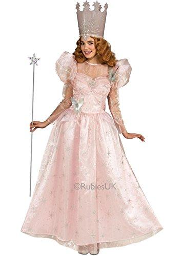 Struts Fancy Dress Erwachsenen Zauberer von Oz Glinda ()