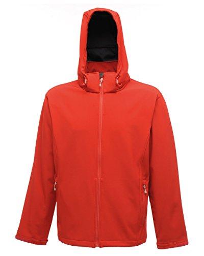Regatta Standout Damen Jacke Classic Red/Seal Grey