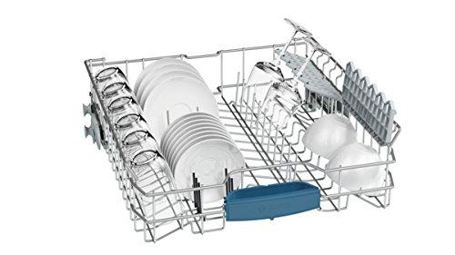 Bosch SMU53L15EU Serie 6 Silence Plus Unterbaugeschirrspüler / A++ / 258 kWh/Jahr / 12 Maßgedecke / 59,8 cm / Edelstahl / 3-fach Wasserschutz -