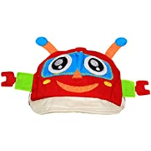 Ole Baby Kitty Plush Happy Baby Cool Funky Stylish Adorable, Adjustable Cap (6-12 Months)