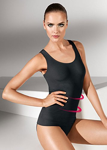 - 418dVI9ubIL - Wolford Women's Opaque Naturel Forming Top